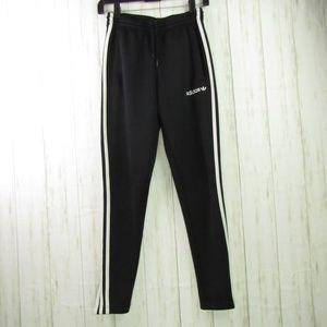 Adidas Black/White Soccer Pants XS